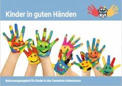 Titelbild Kinder in guten Händen